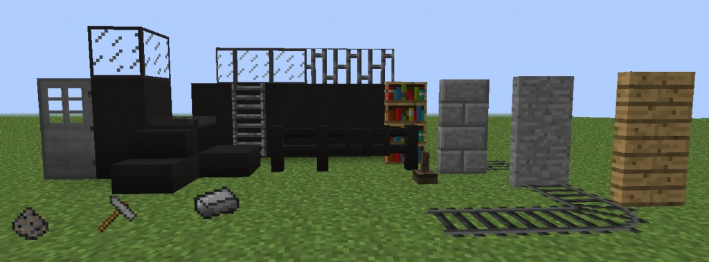 how to use powered rails minecraft 10