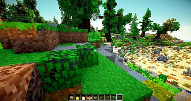 Improved Default Textures Resource Pack 1 10 2/1 7 10 - File