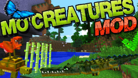 Mo'Creatures Mod for Minecraft