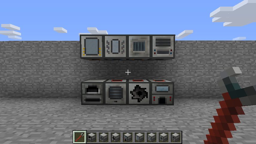 Thermal expansion v. 4. 1. 2 [1. 7. 10] › моды › minecraft. Ru. Net.