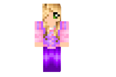 Princess Skin File Minecraft Com