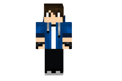 Survival Boy Skin File Minecraft Com